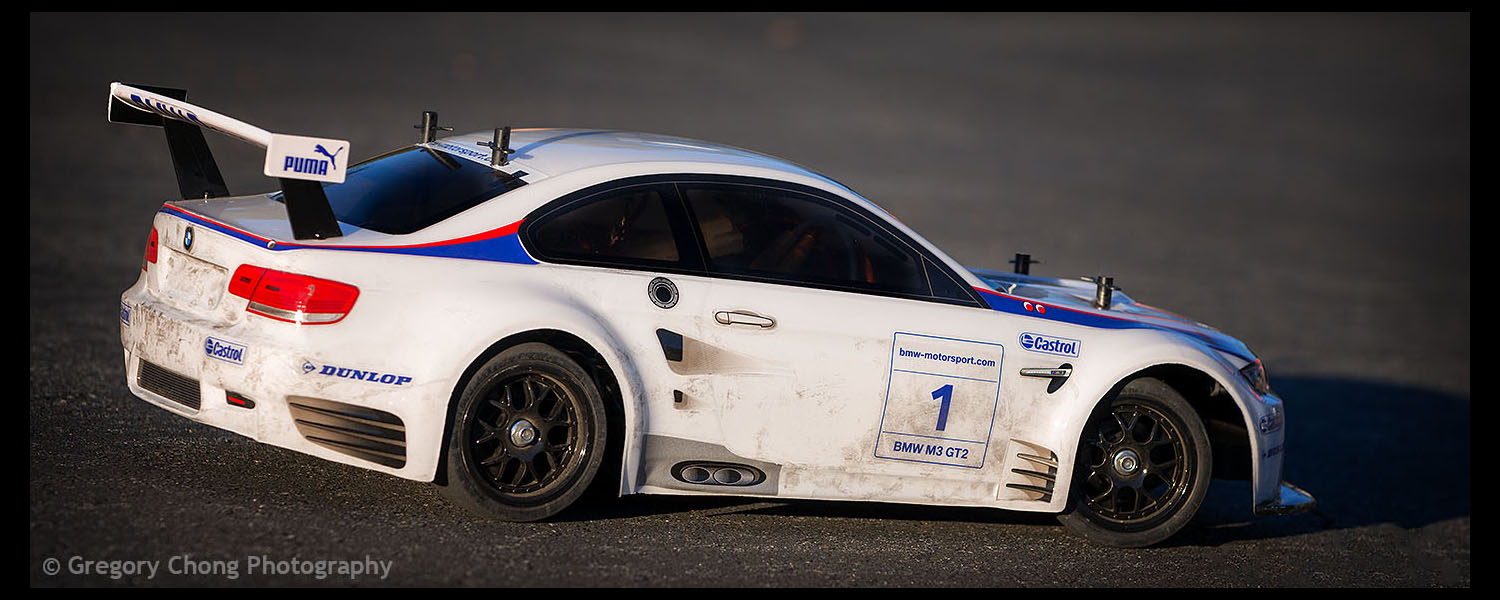 Gregory Chong\'s Family Blog | Tamiya\'s 2009 BMW M3 GT2 Kit