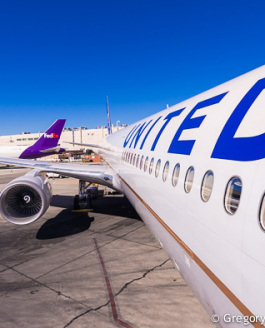 United Airlines Family Day October 2014