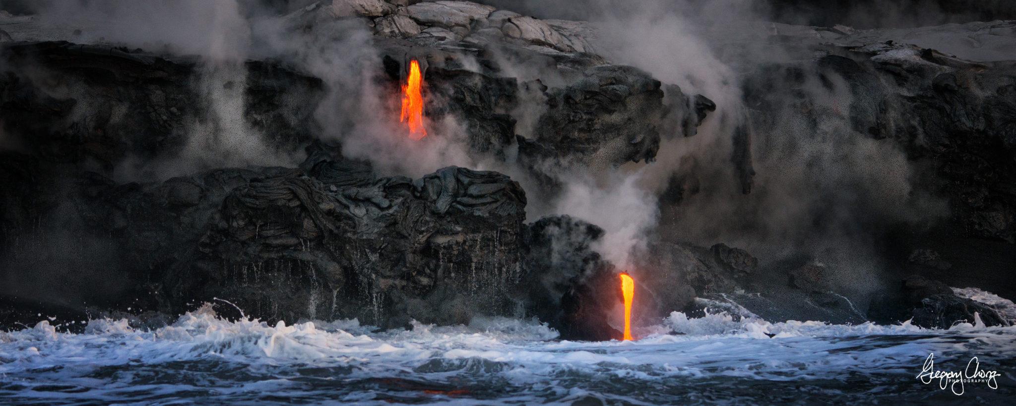 61g Lava Flow Big Island, Hawaii