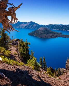Crater Lake!